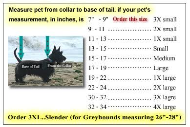 Joybies How to Measure your Pet